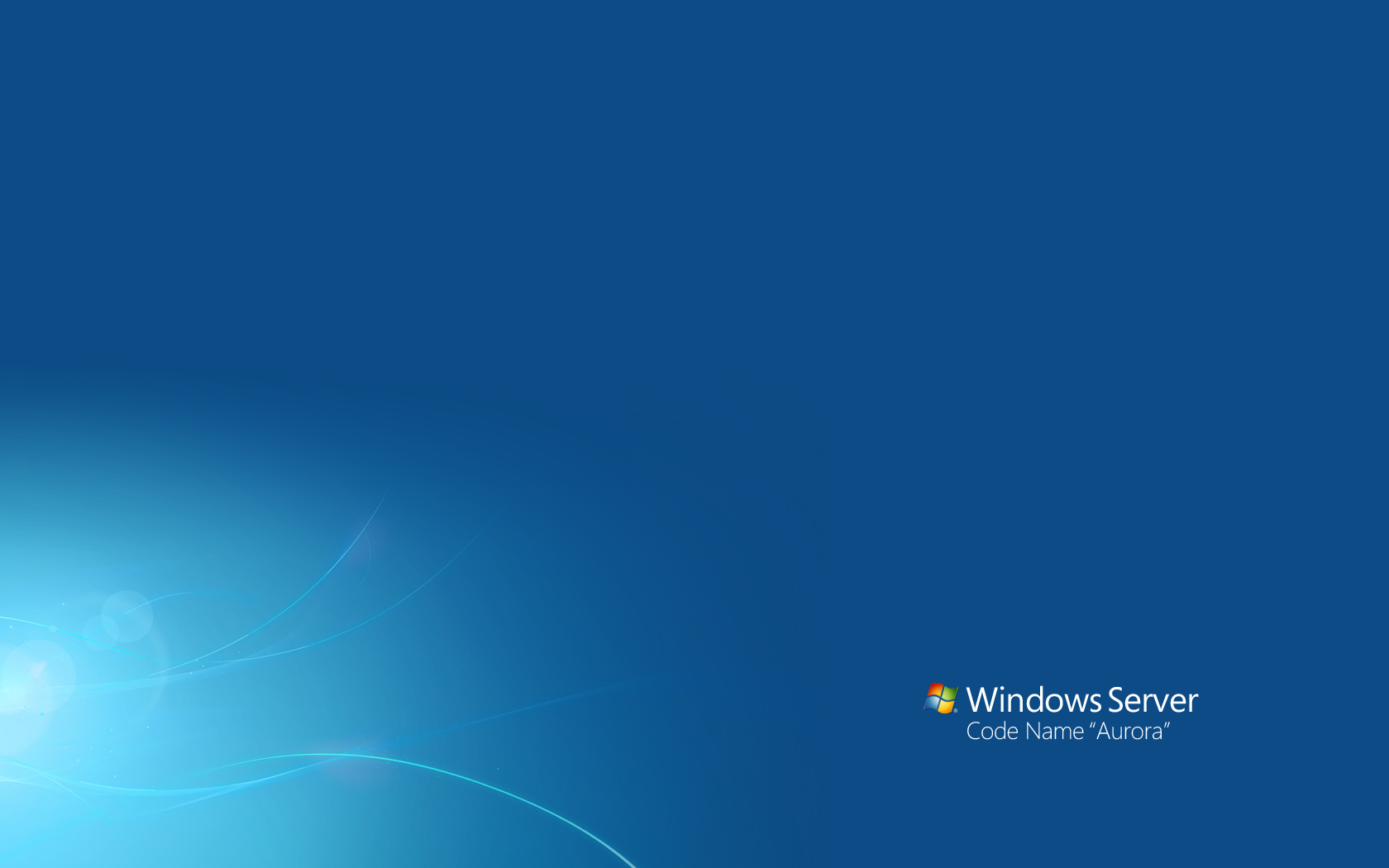 Windows Server wallpaper by